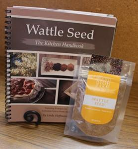 Wattle Seed Book and Packet Combo